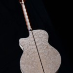 Image of #86 Quilted Maple Engleman Spruce